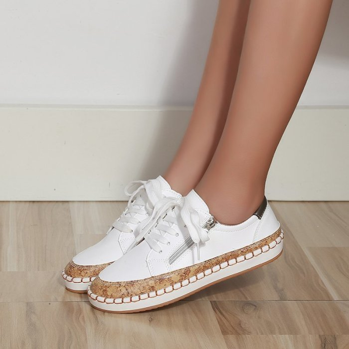 2021 New Orthopedic Vulcanized Shoes For Women  (buy 2 get 10% off & free shipping worldwide)