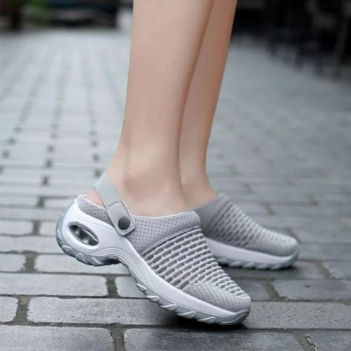 Women's Mid-Heel Mesh Outdoor Sandals And Slippers (buy 2 get 10% off & free shipping worldwide)