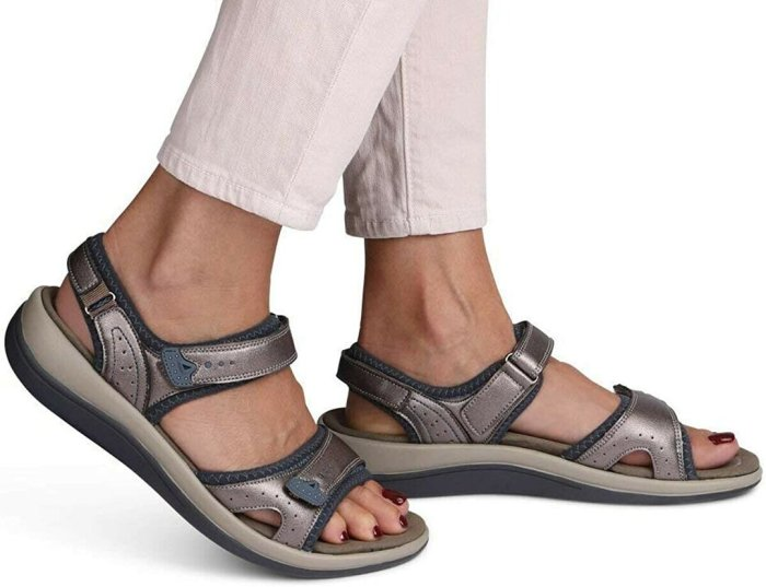 Women's Orthotic Sandals-Foot Pain Relief