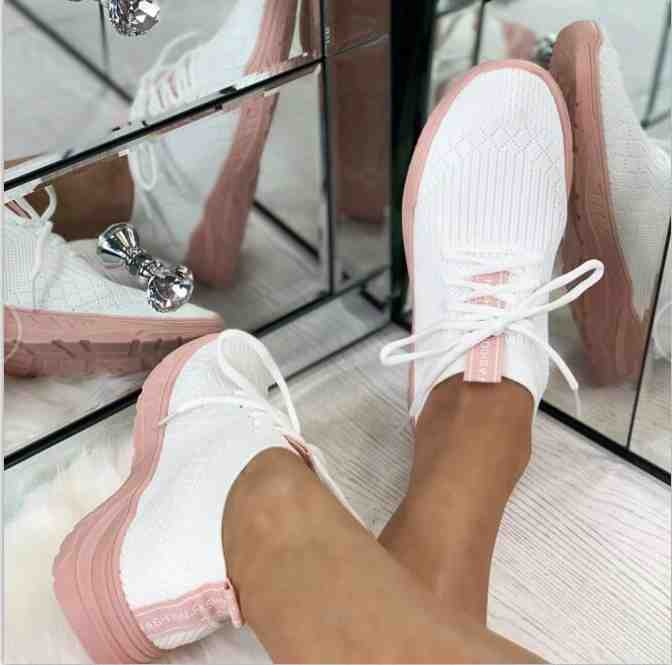 Women's Comfortable Slip-on Knitted Stretch Sneakers(buy 2 get 10% off & free shipping worldwide)
