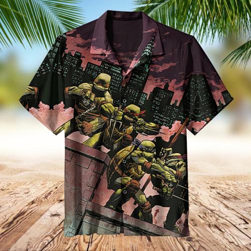 TMNT |Unisex Hawaiian Shirt