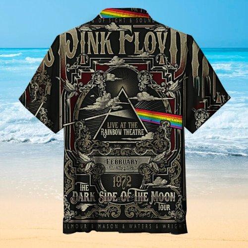 Pink Floyd Rainbow Theater Universal Hawaiian Shirt