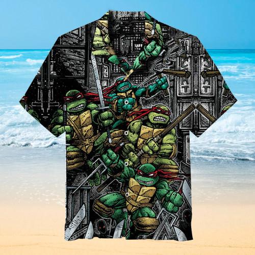 Teenage Mutant Ninja Turtles|Universal Hawaiian Shirt