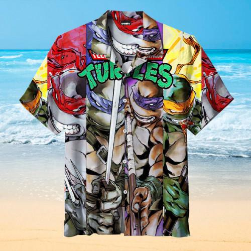 TMNT |Universal Hawaiian Shirt