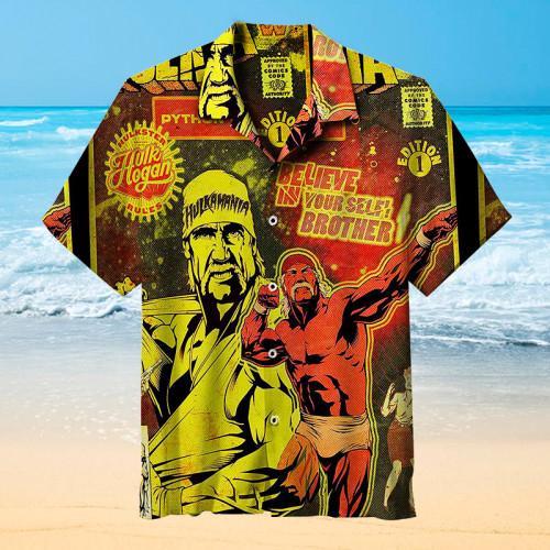 Hulk Hogan   Universal Hawaiian Shirt