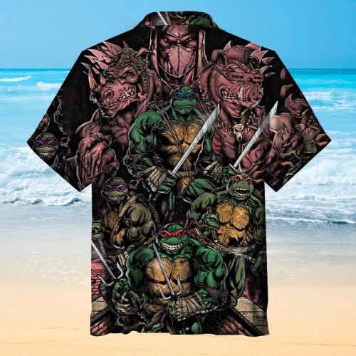 Teenage Mutant Ninja Turtles |Universal Hawaiian Shirt