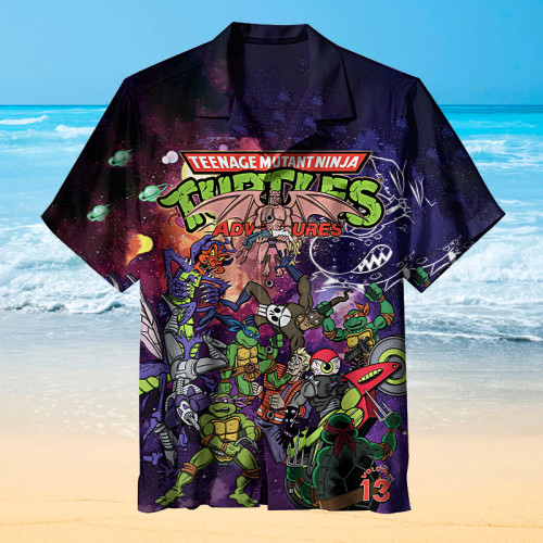 Ninja Turtles |Universal Hawaiian Shirt