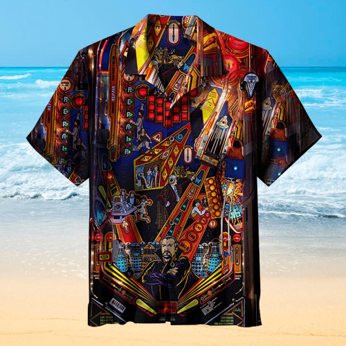 My Favorite Pinball Table|Universal Hawaiian Shirt