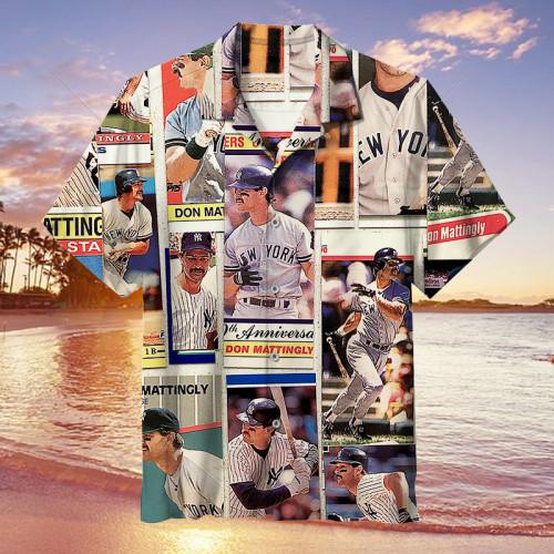 Dale Murphy Baseball Card Belt  Universal Hawaiian Shirt