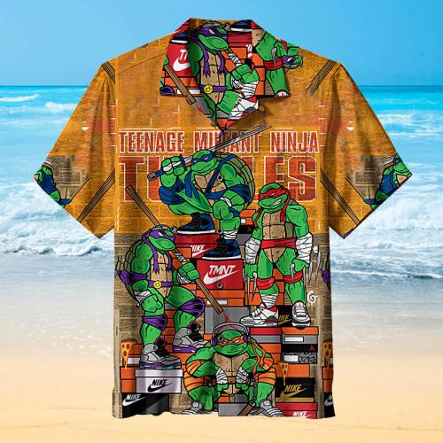 Ninja Turtles Sneaker |Universal Hawaiian Shirt