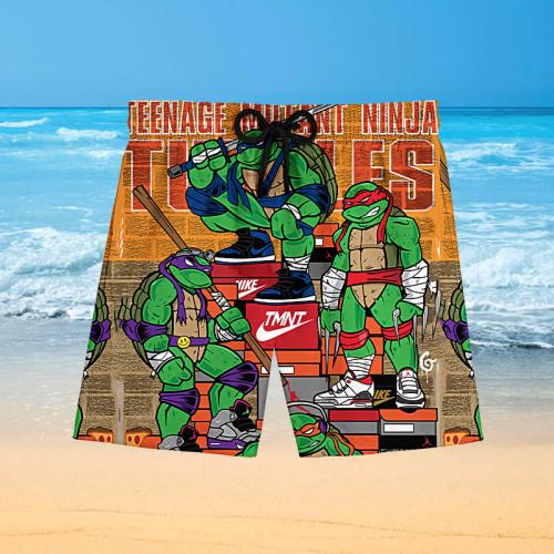 Ninja Turtles Sneaker |Hawaiian Shorts