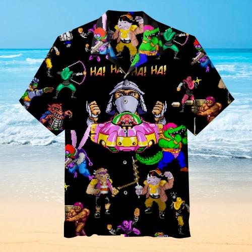 Villains in Time |Universal Hawaiian Shirt