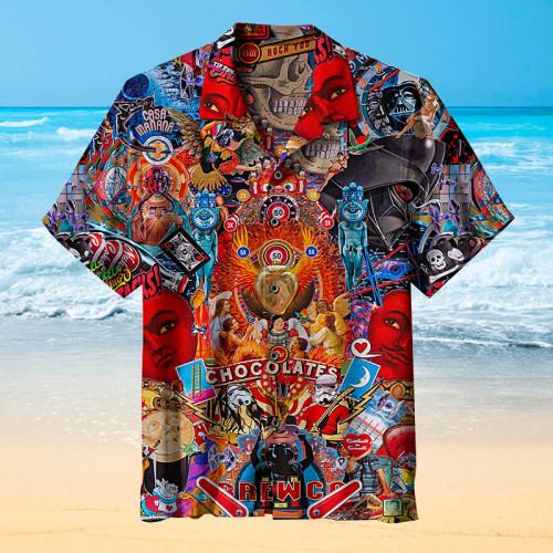 My Pinball Obsessions |Unisex Hawaiian Shirt