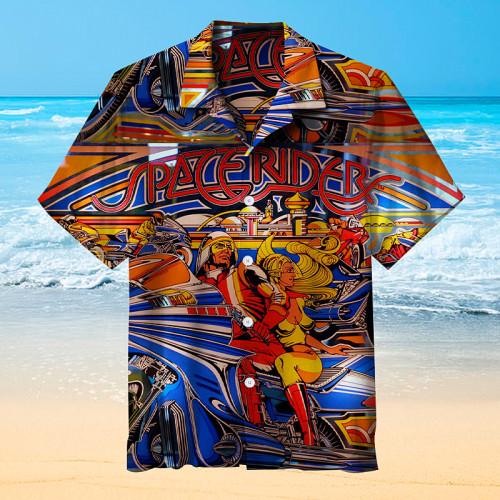Racing Pinball |Universal Hawaiian Shirt