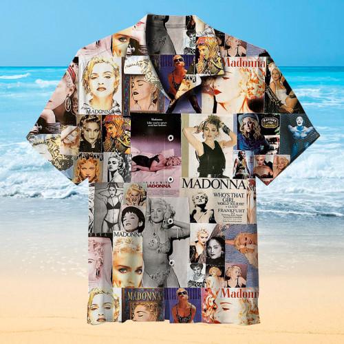 Madonna  Universal Hawaiian Shirt