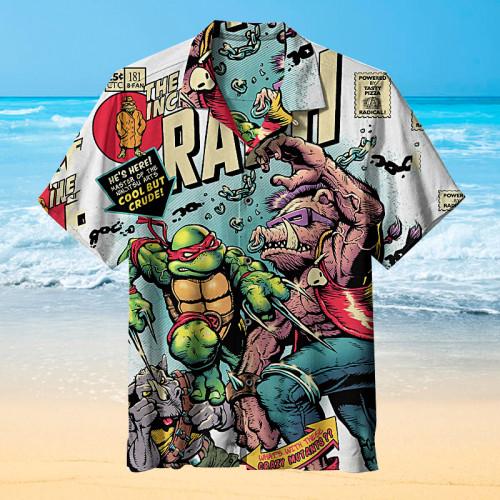Incredible Raph |Universal Hawaiian Shirt