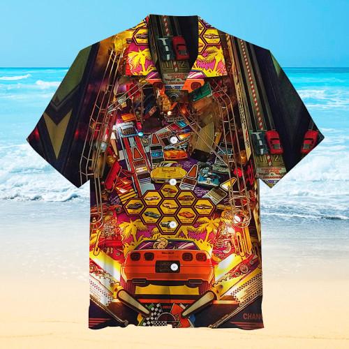 Corvette Pinball |Universal Hawaiian Shirt