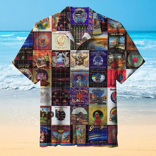 Grateful Dead  Universal Hawaiian Shirt