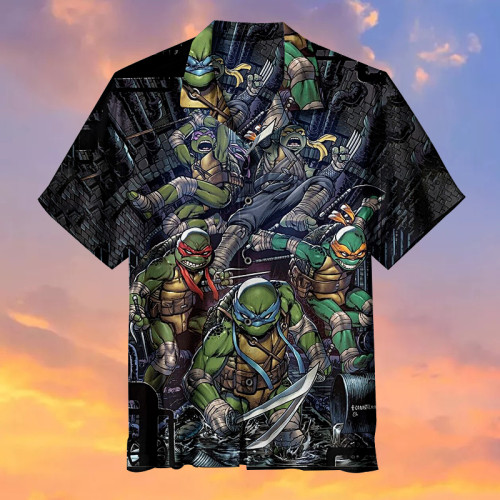Amazing Teenage Mutant Ninja Turtles |Universal Hawaiian Shirt