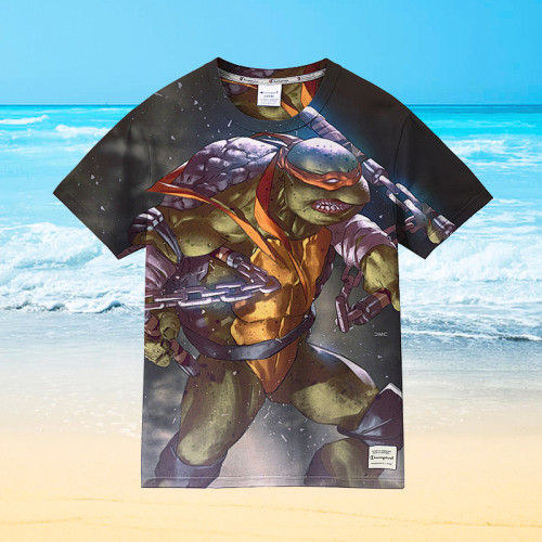 Michelangelo |Universal Hawaiian Shirt