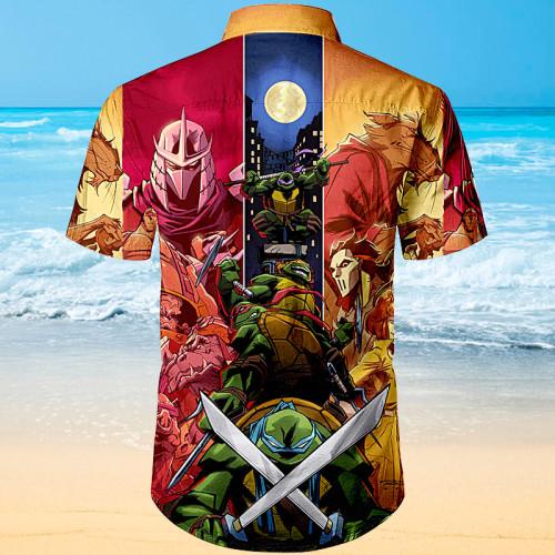 TMNT 1987 |Unisex Hawaiian Shirt