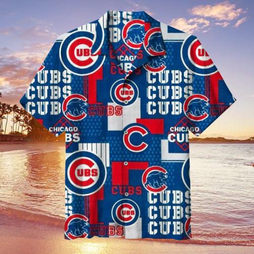 Chicago Cubs  Universal Hawaiian Shirt