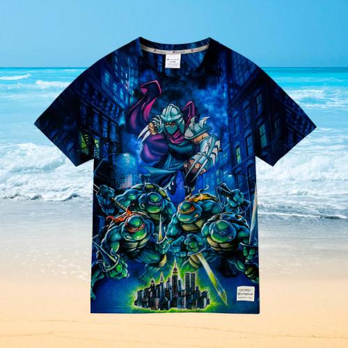 TMNT Hyper Stone Manhattan |Universal Hawaiian Shirt