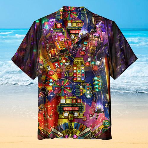 Retro Pinball |Universal Hawaiian Shirt