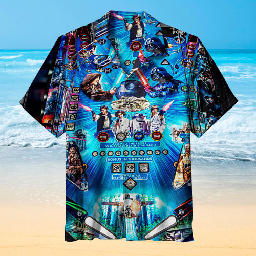 Star Wars Pinball |Universal Hawaiian Shirt