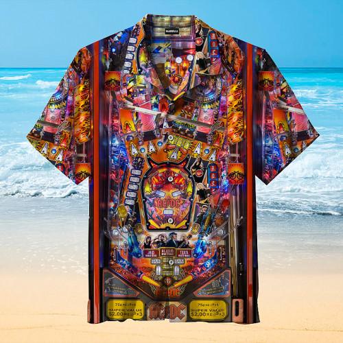 AC/DC PINBALL |Universal Hawaiian Shirt