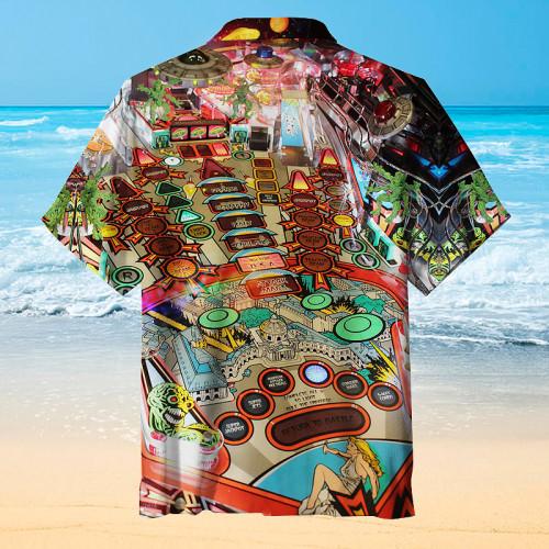 Attack from Mars  Universal Hawaiian Shirt
