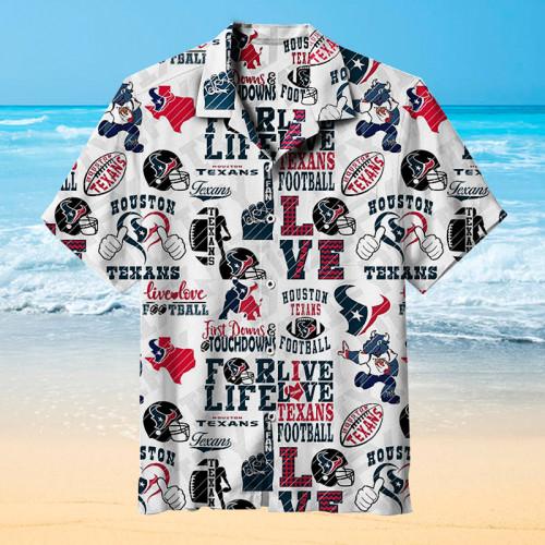 Houston Texans  Universal Hawaiian Shirt