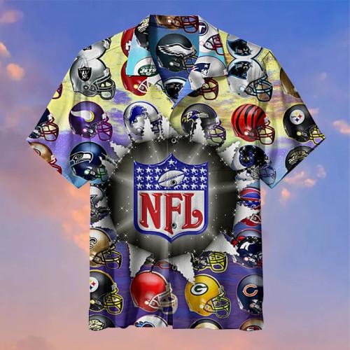 NFL  Universal Hawaiian Shirt