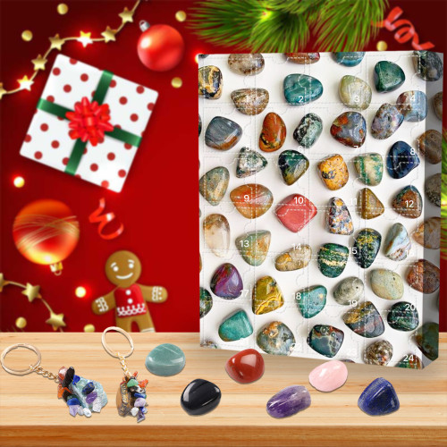Gem Advent Calendar🎁24 Gifts Are In It