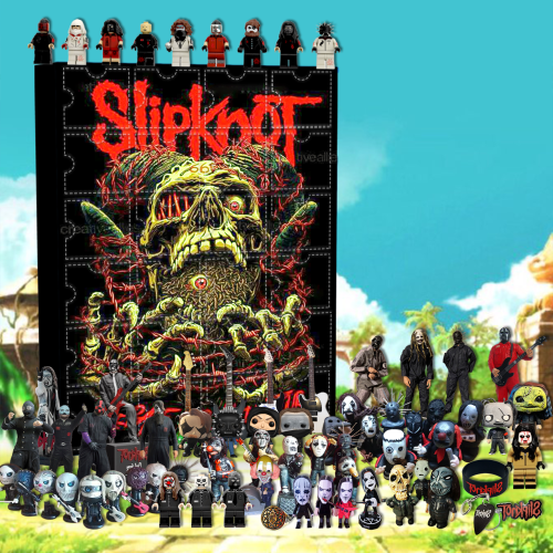 Slipknot Advent Calendar🎁24 Gifts Are In It