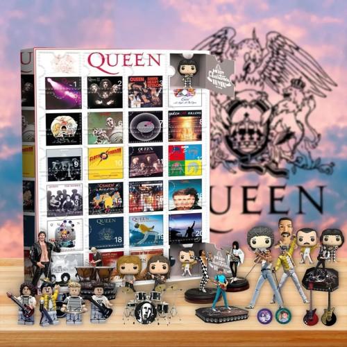 Queen Advent Calendar -- The One With 24 Little Doors