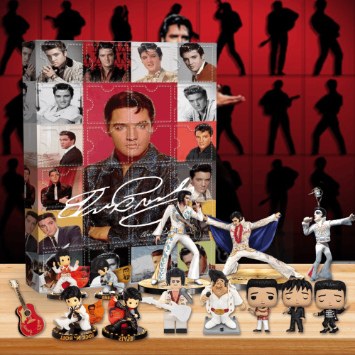 Elvis Advent Calendar🎁24 Gifts Are In It
