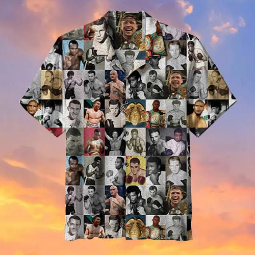 The great boxer champion Hawaiian Shirt