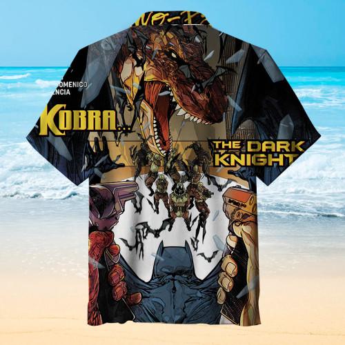 Gotham City Detective Hawaiian shirt