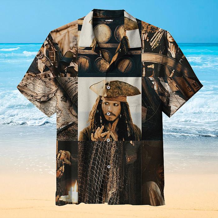 Captain Jack Hawaiian Shirt