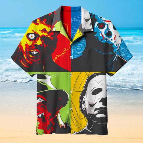 Killing King Hawaiian Shirt