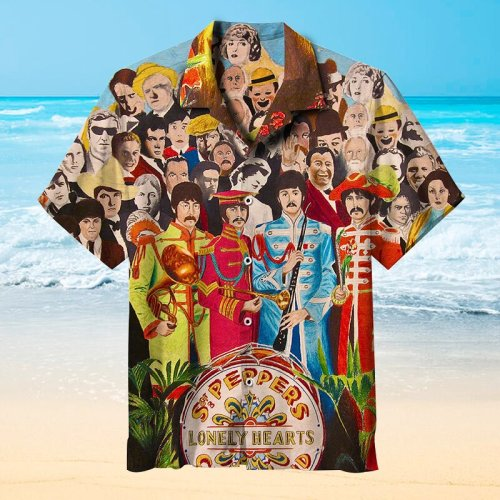 The Best Beatles | Hawaiian Unisex Shirt