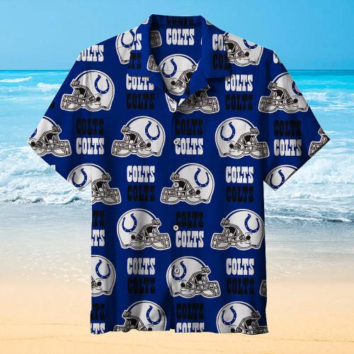 NFL Indianapolis Colts Hawaiian Shirt