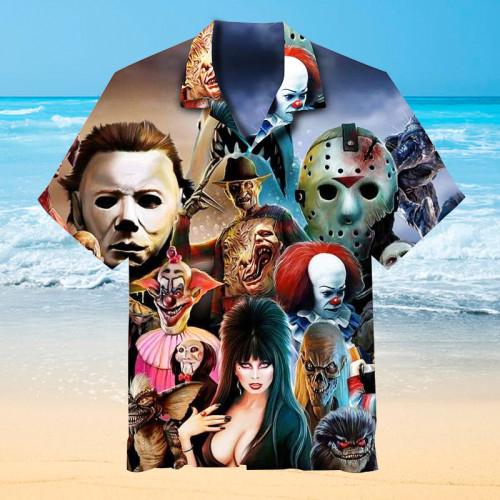 Movie villain Hawaiian shirt