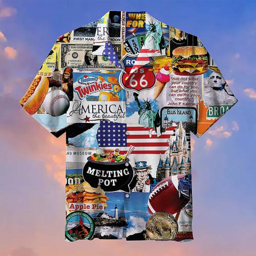 I love American Hawaiian shirts