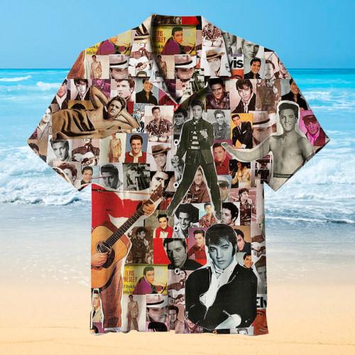 NMR Distribution Elvis Presley Movie Poster | Hawaiian shirt
