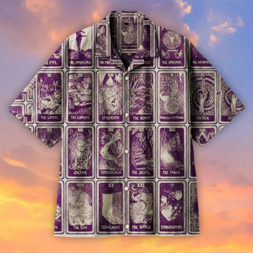James Eads Tarot Hawaiian shirt