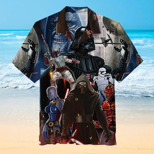 The bad guys of star wars丨 Hawaiian shirt