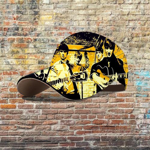The Beatles Hawaiian Hat