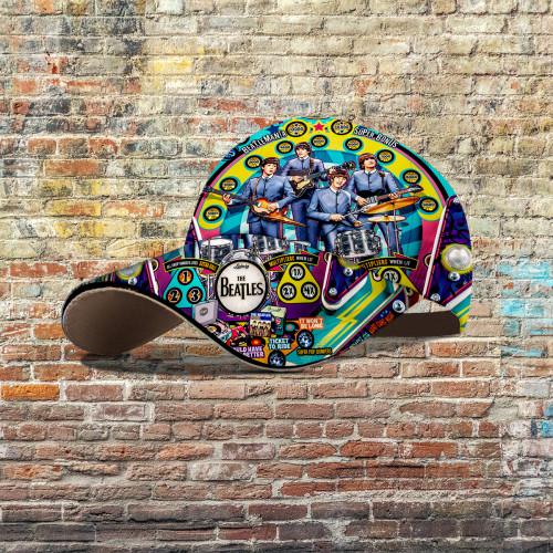 The Beatles Memorial Game Hawaiian Hat